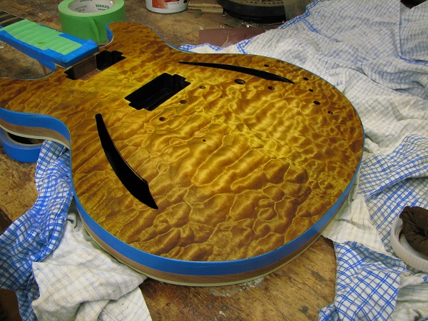 Tobacco brown build second application.jpg
